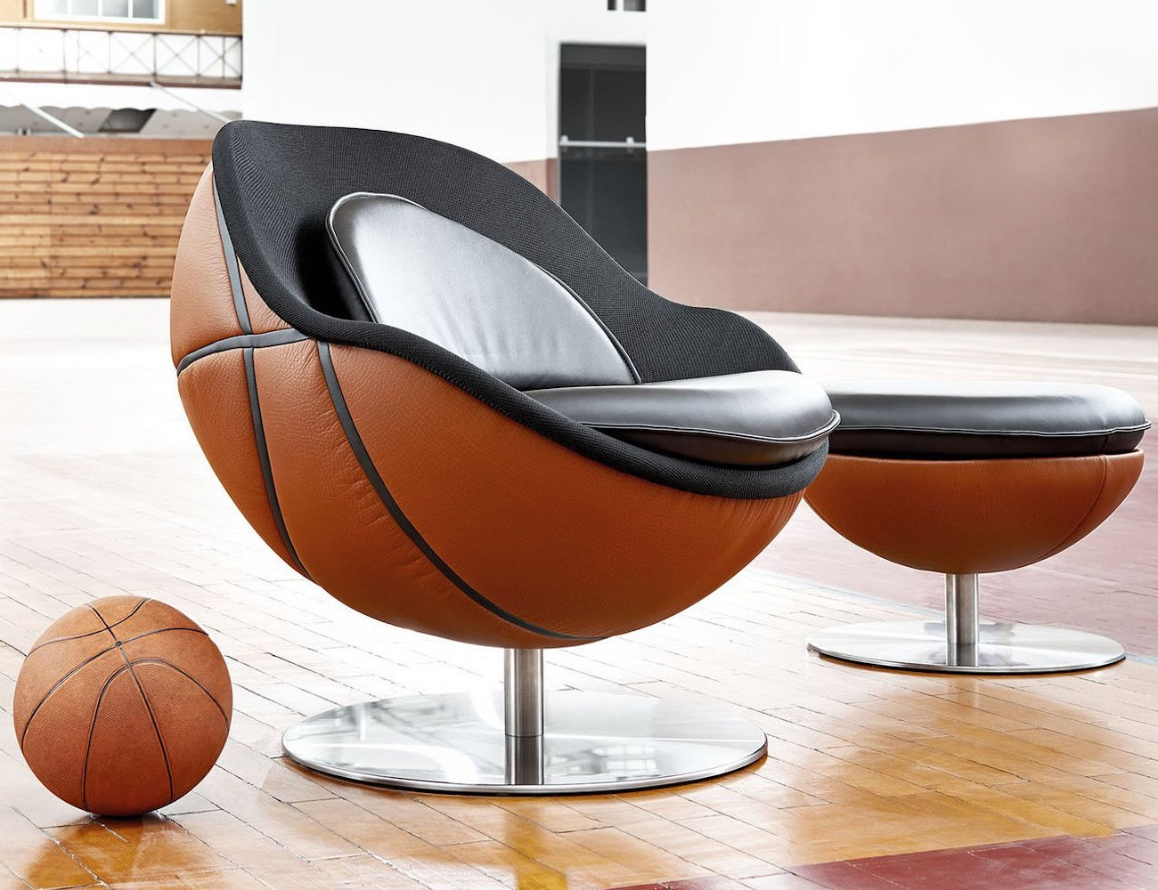 NBA+Basketball+Lounge+Chair