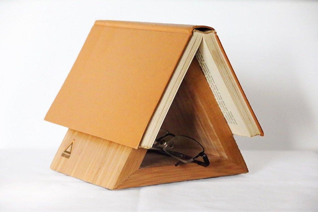 Nookmark Bookmark Bamboo Bookmark Stand