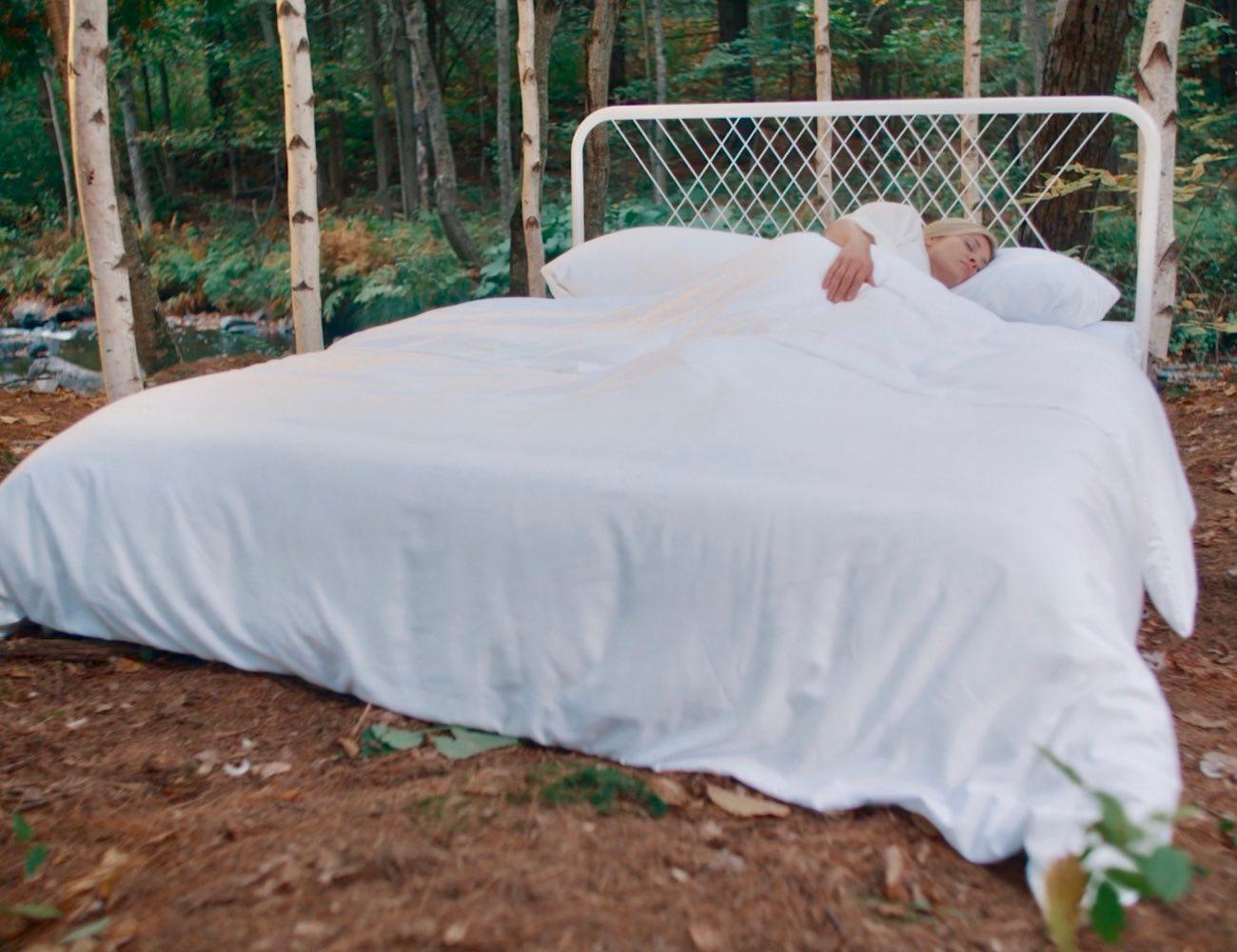 ORLY Bed Premium Birch Fiber Bedding