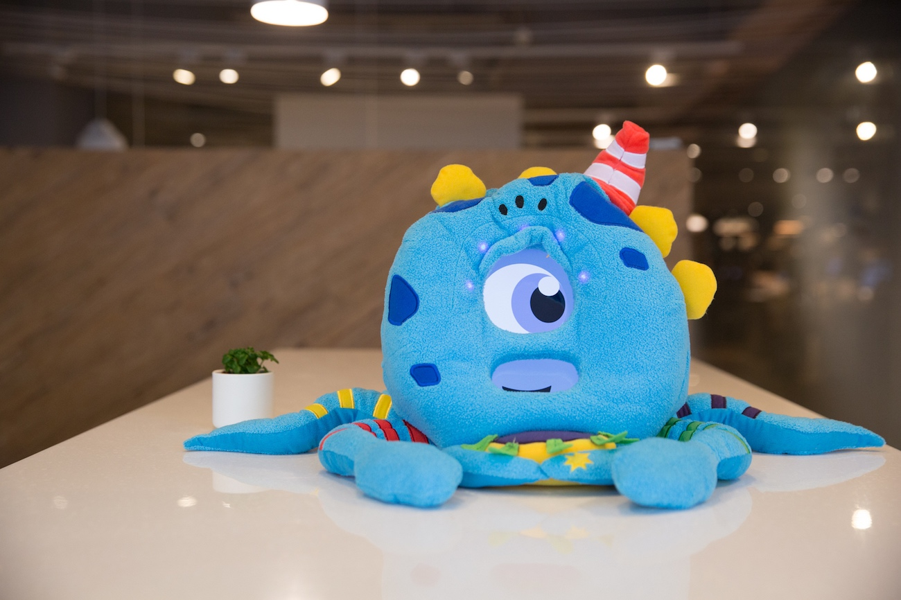 Octobo Interactive Smart Learning Companion