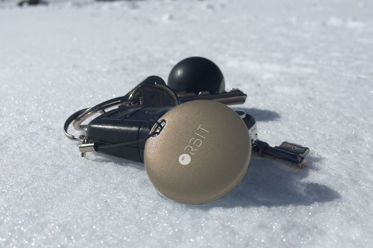 Orbit Bluetooth Key Tracker