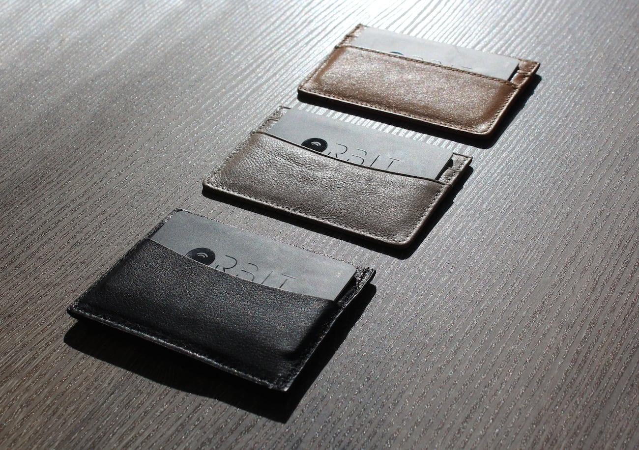Orbit Bluetooth Wallet Tracker Card