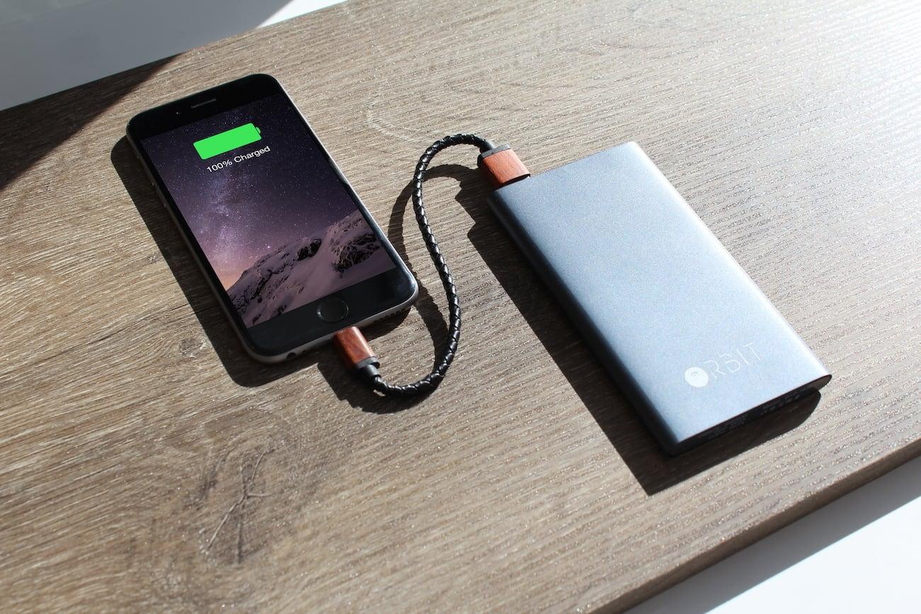 Orbit Built-In Bluetooth Tracker Power Bank