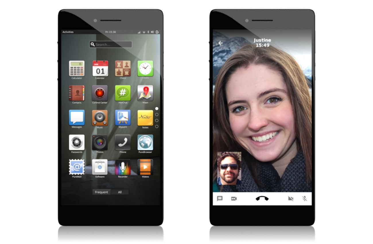 Purism Librem 5 Security Focused Smartphone
