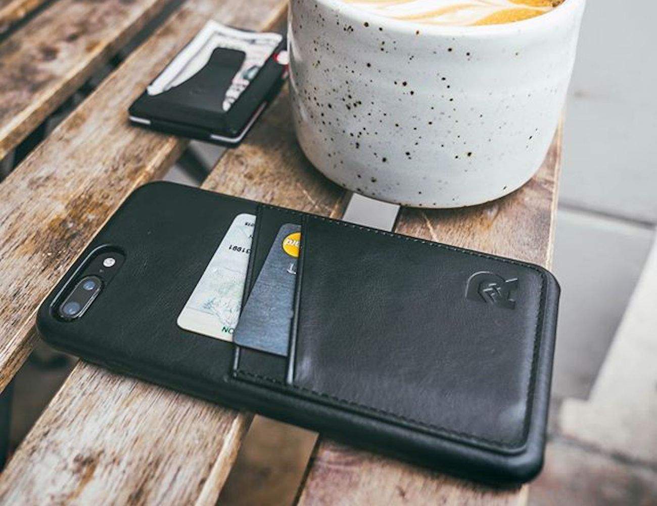 Ridge Wallet iPhone X Card Case