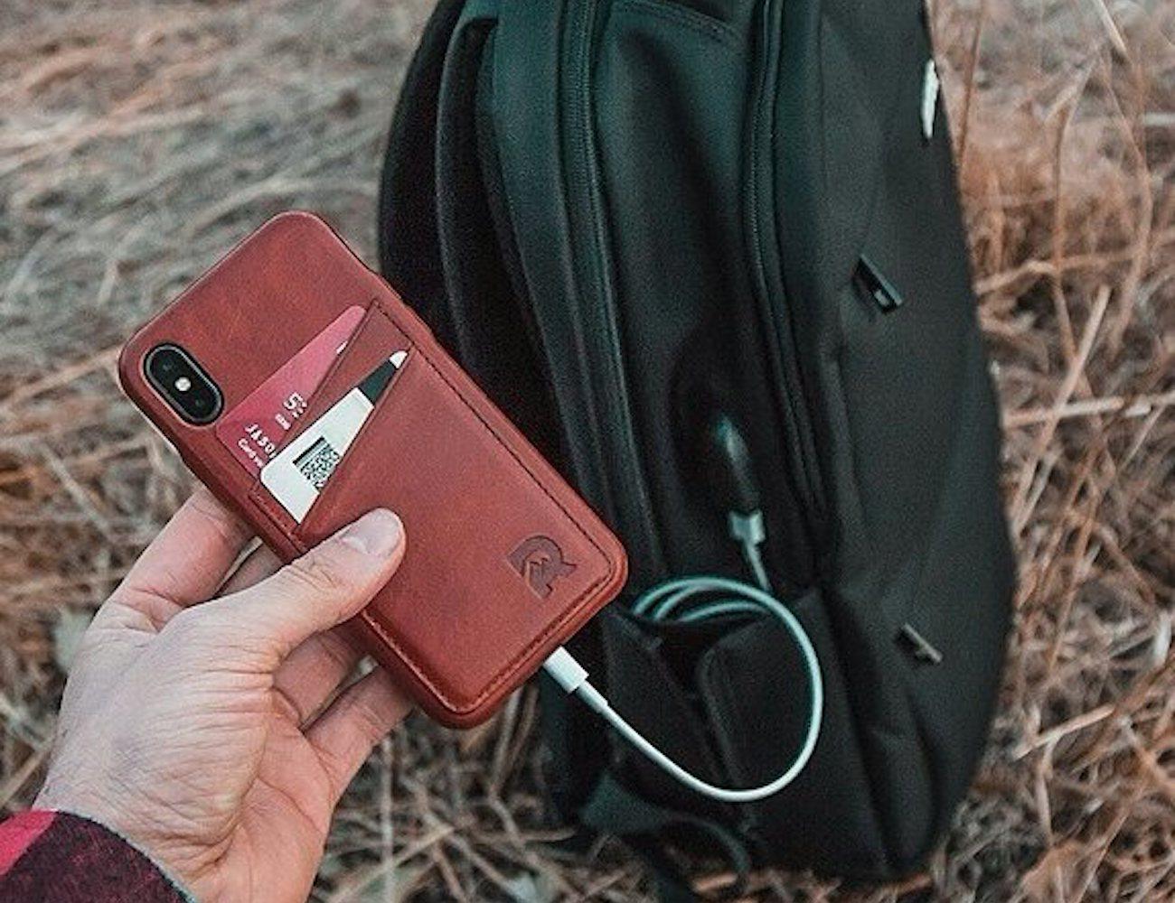 Ridge Wallet iPhone X Card Case