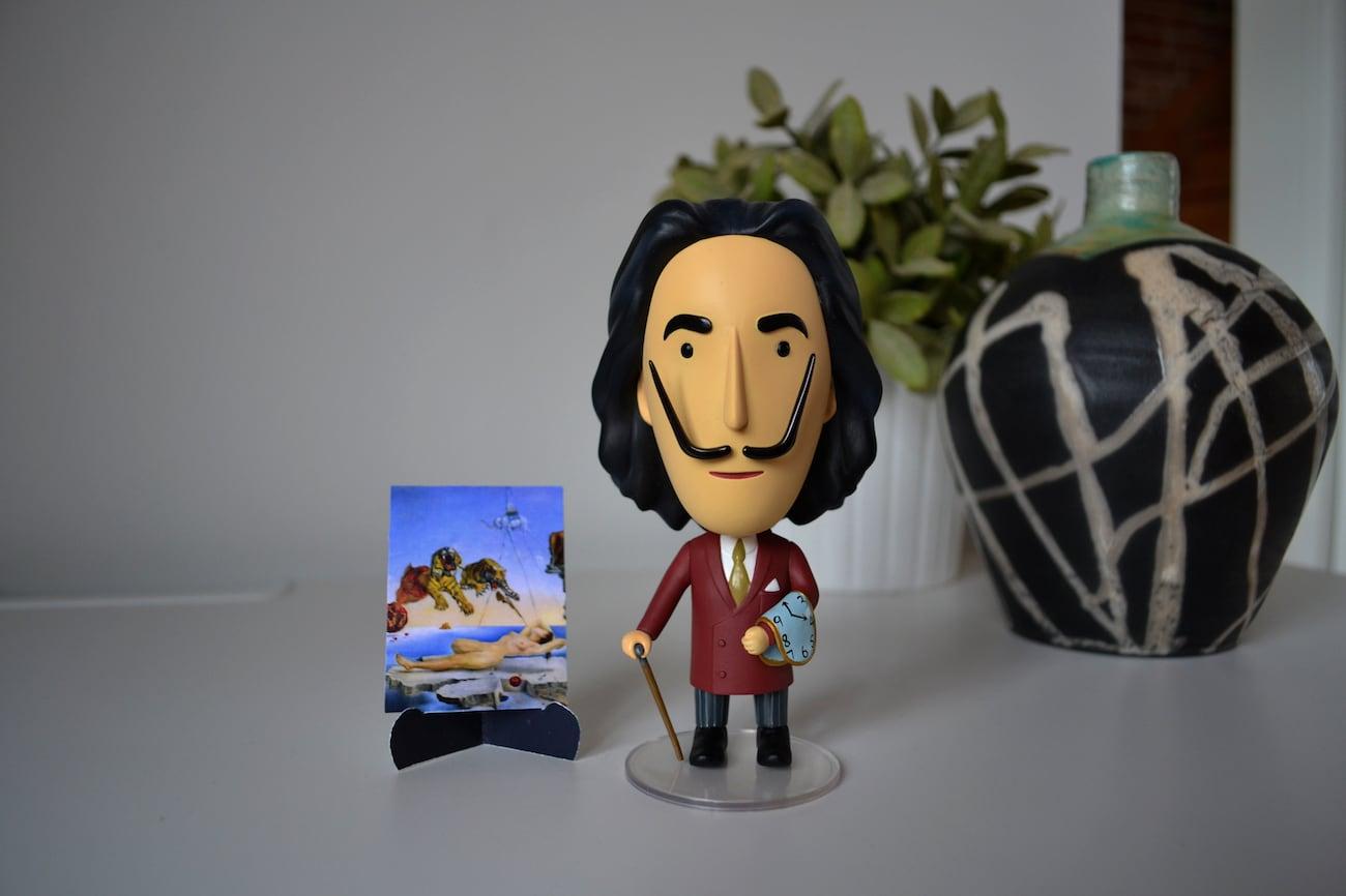 Salvador Dalí Action Figure