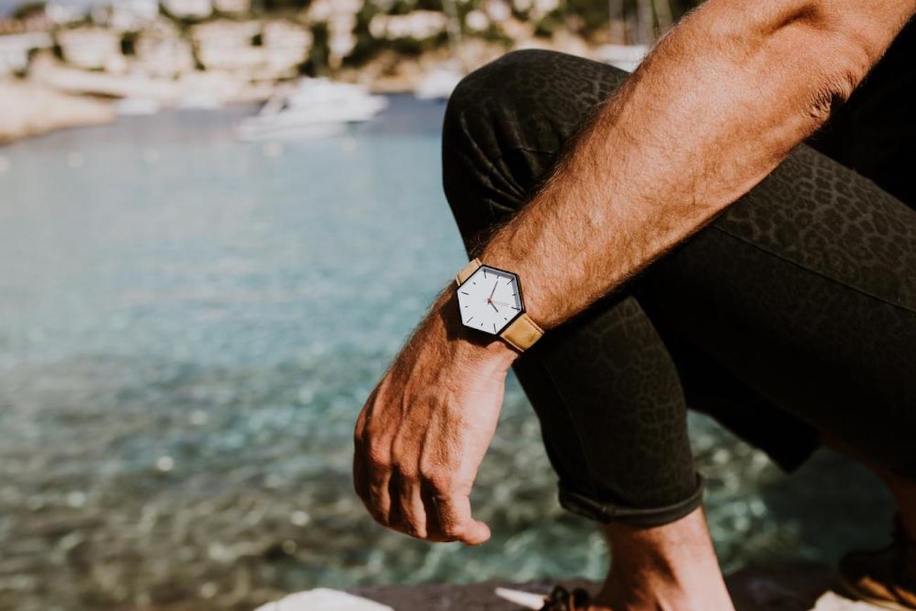 Solgaard Design Men's Hex Watch