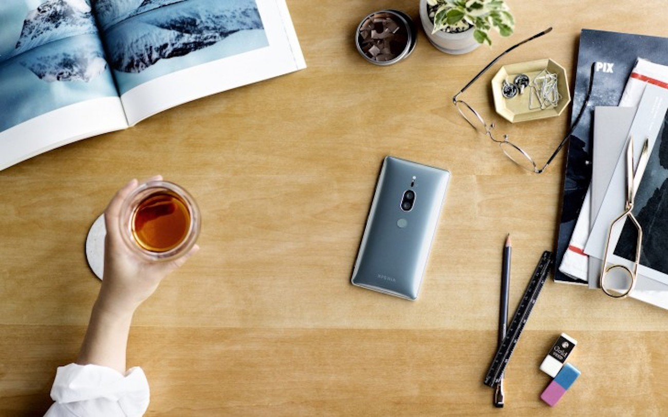 Sony Xperia XZ2 Premium Dual Camera Smartphone