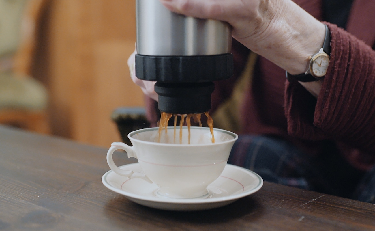 SteepShot Minimalist Portable Coffee Brewer
