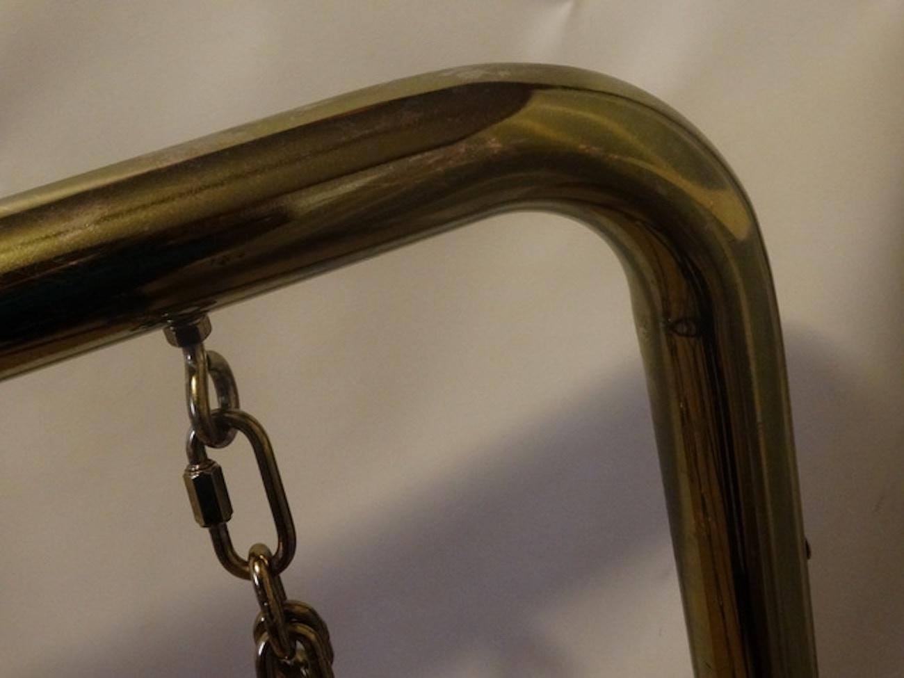 Sway Steel Bed Frame