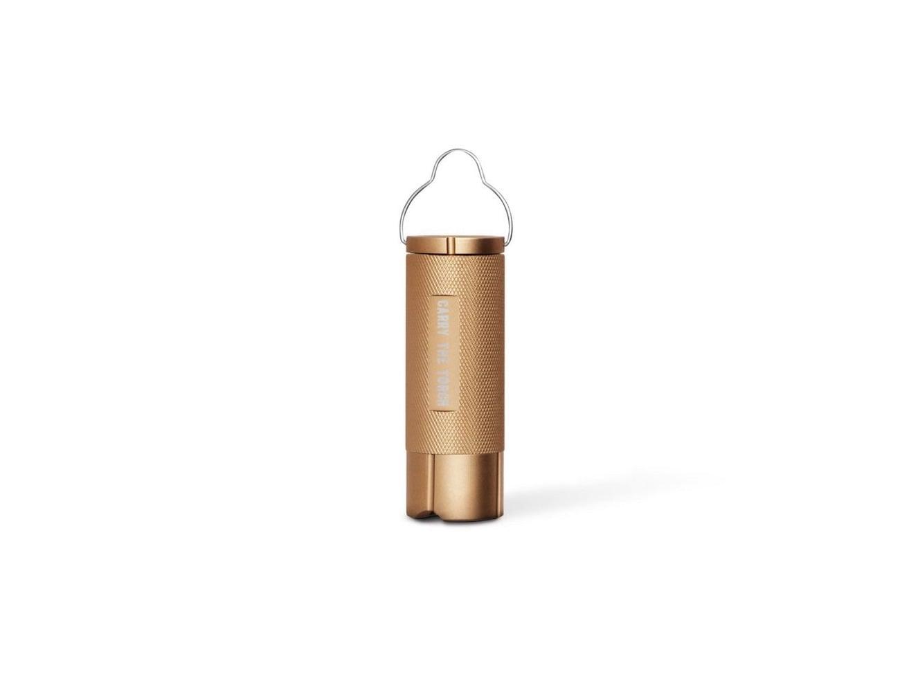 Izola Torch Lantern Collapsible Head Camp Light