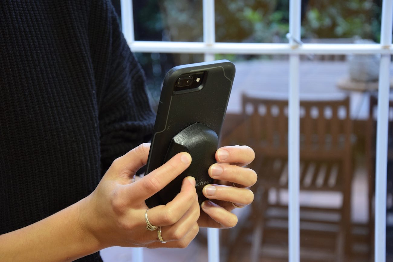 Touch Me Mobile Phone Hand Warmer