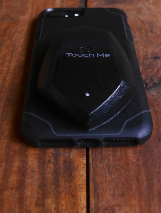 Cell Phone Warmer ~ Touch me mobile phone hand warmer gadget flow