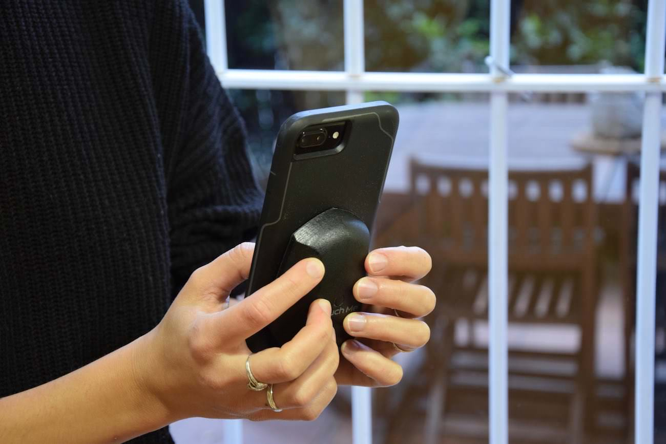 Touch Me helps you keep on texting in the coldest weather