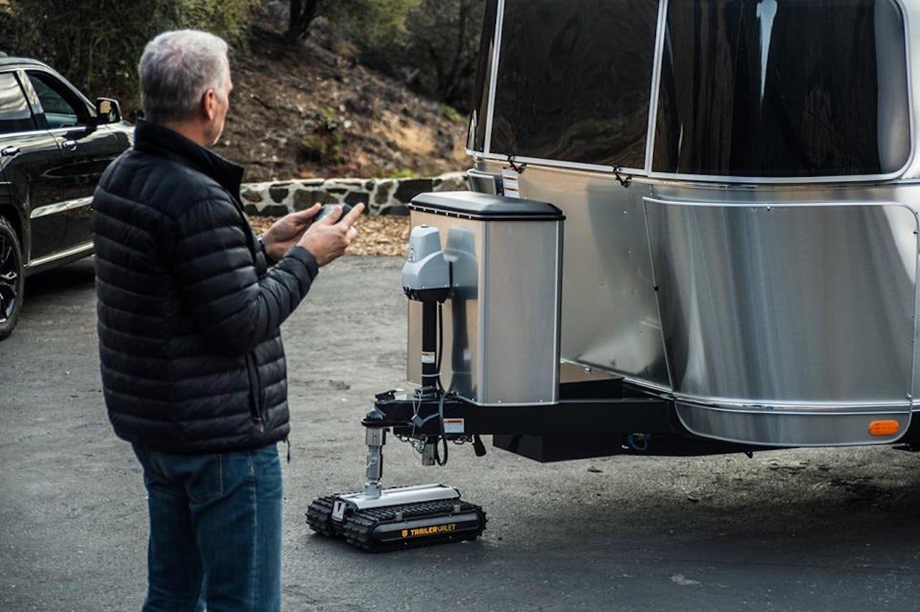 Trailer Valet RVR Remote Controlled VR Mover