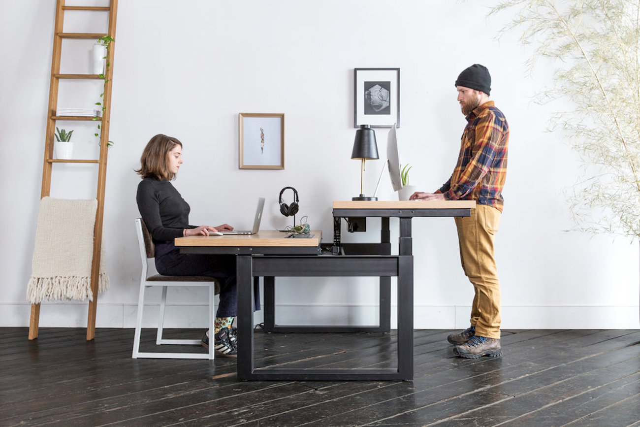 Uhuru Minim Rise Sit/Stand Workstation