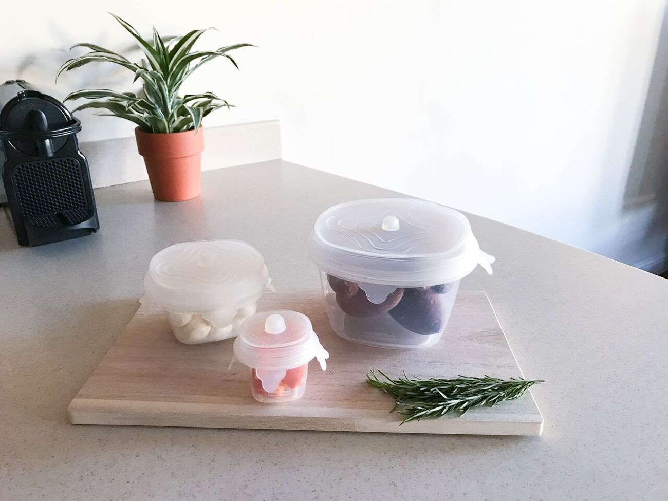 UniLid Universal Kitchen Lid Set