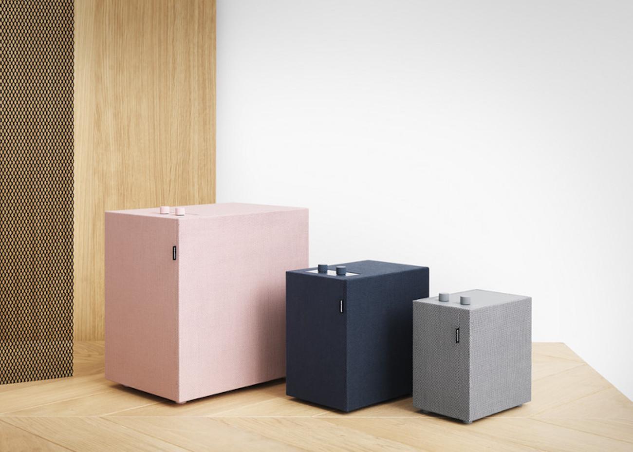 Urbanears Lotsen Small Multi-Room Speaker