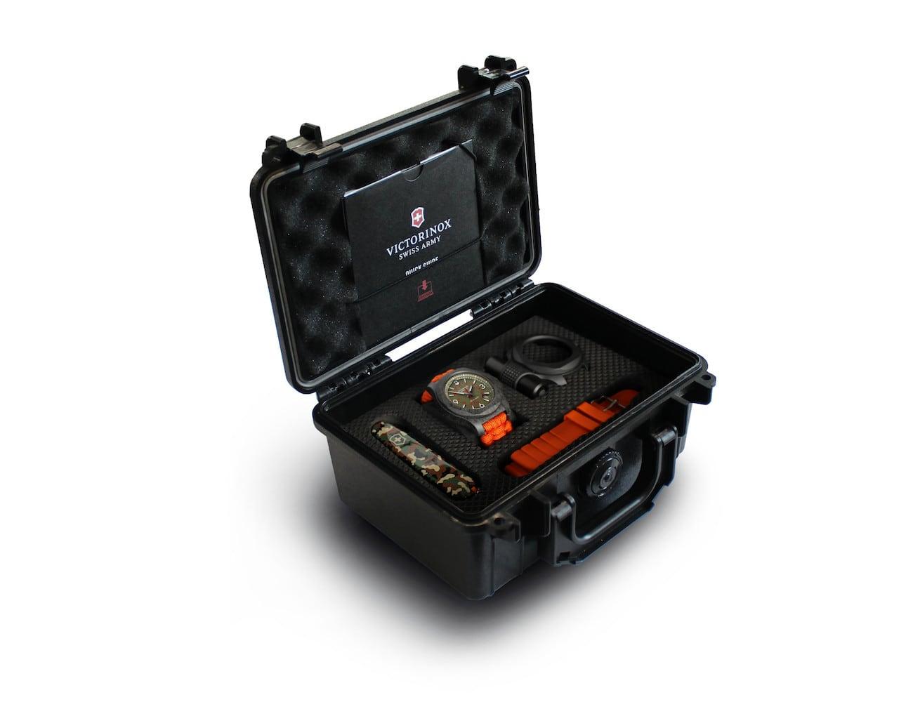 Victorinox I.N.O.X. Carbon Limited Edition Watch