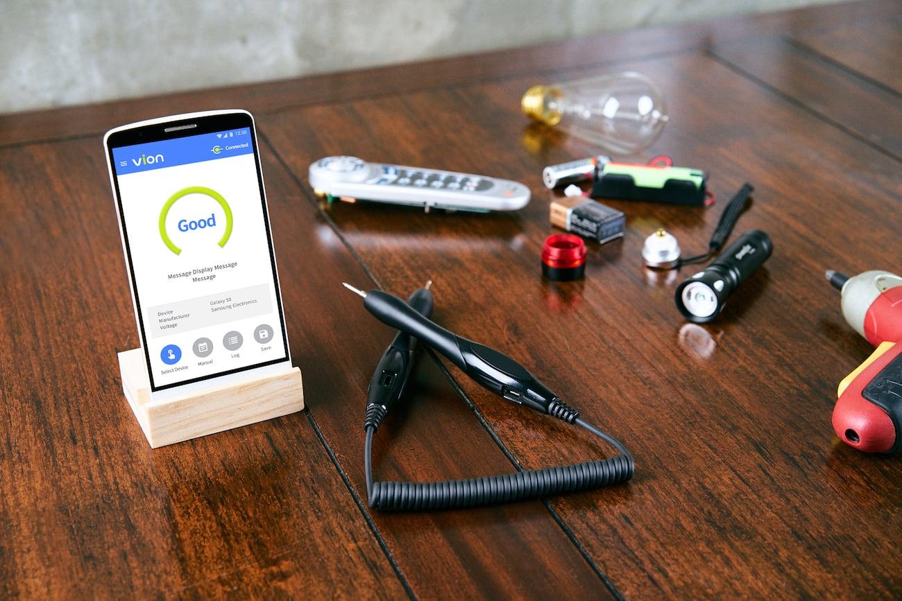 Vion Auto-Detecting Smart Multimeter