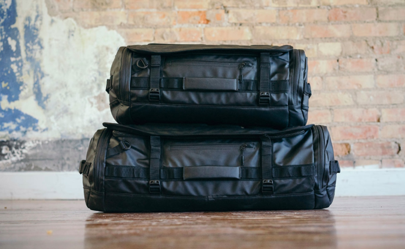 WANDRD HEXAD Carryall Travel Duffel Bag