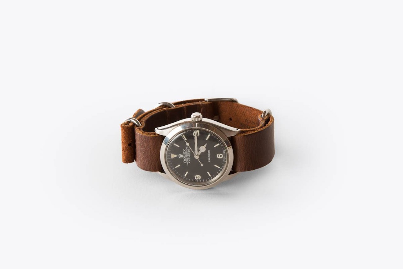 WP Standard Nato Watch Strap