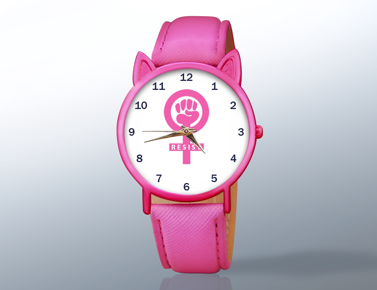 The Women's Movement Resist Watch