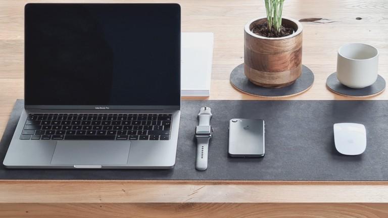 WorkPerch minimalist workspace accessories stylishly organize your desk