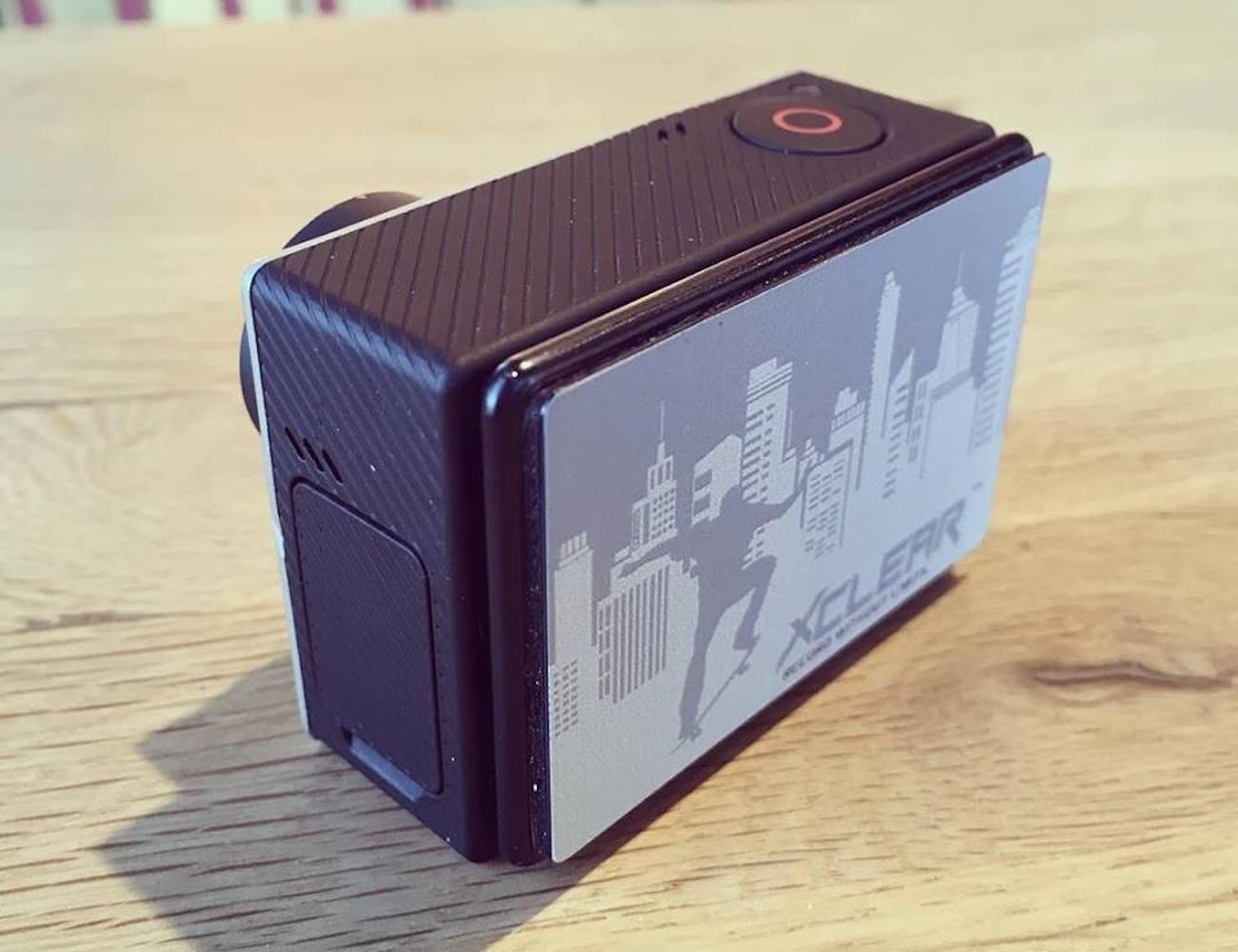 XCLEAR Nano-Suction GoPro Camera Mount