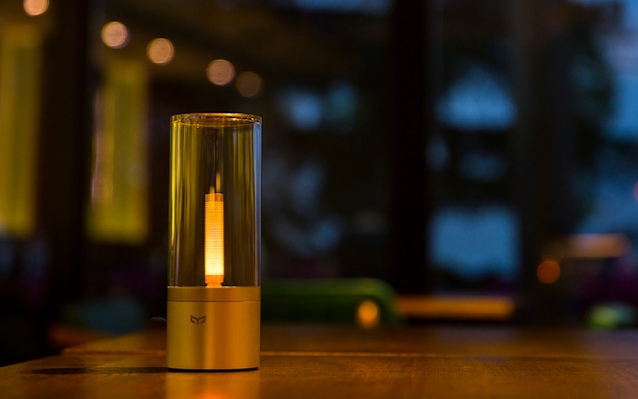 Xiaomi Yeelight Candela Smart Mood LED Candlelight
