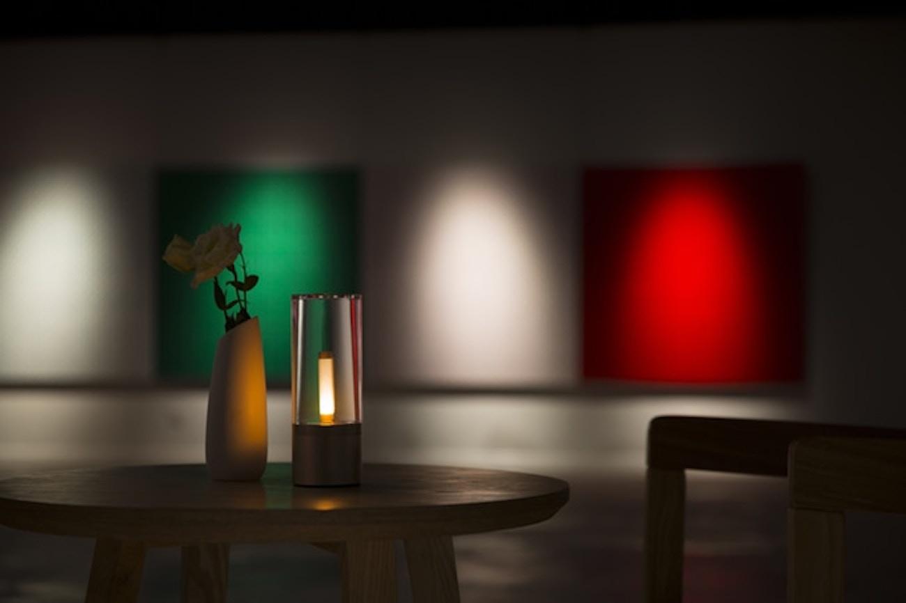 Xiaomi Yeelight Candela Smart Mood LED Candlelight