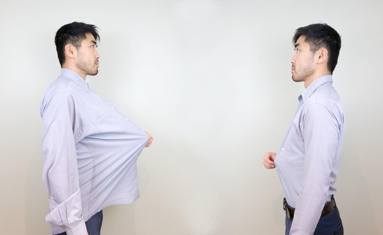 ZipSeam Instant Shirt Tailoring System