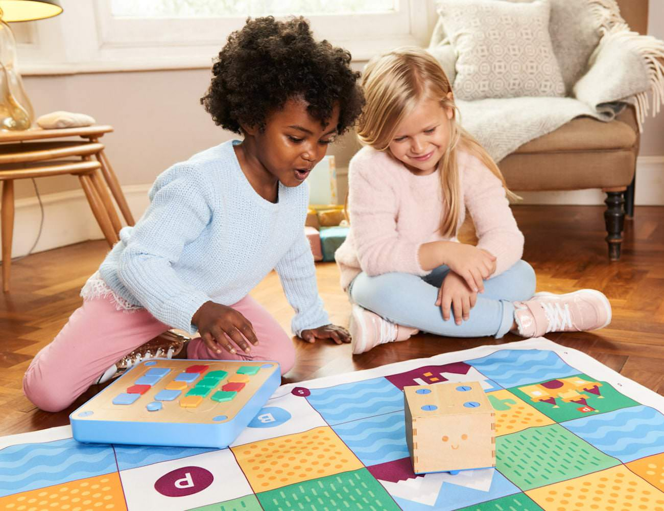 Cubetto is teaching children of the world how to code