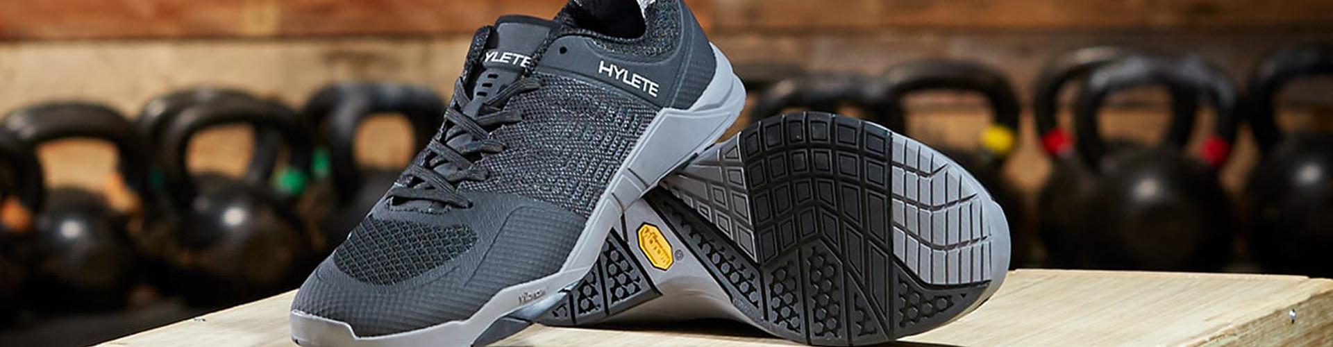 HYLETE's cross-training shoe will make you feel like an athlete