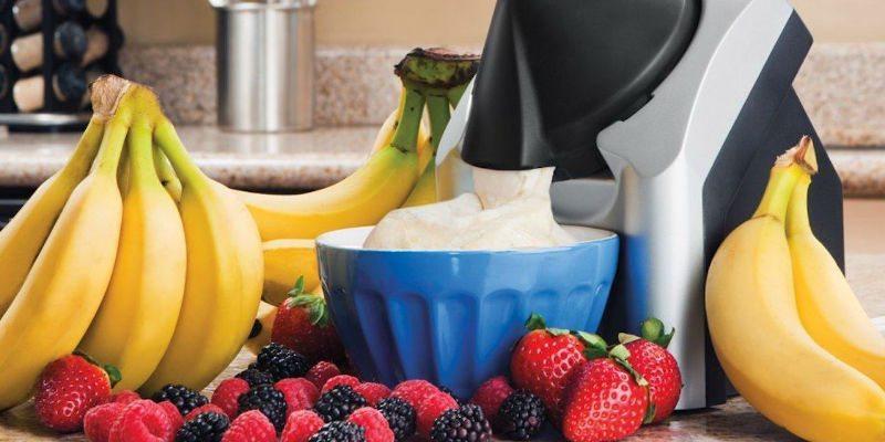 Yonanas Frozen Healthy Dessert Maker