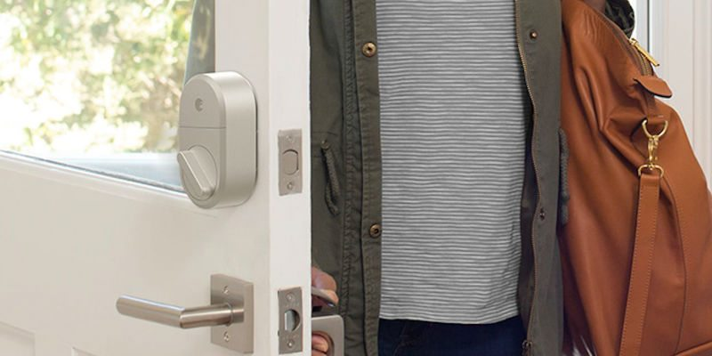 August Bluetooth Smart Lock
