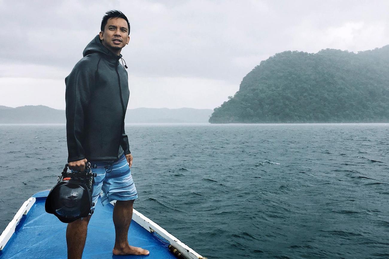 22 DEGREES Eco Neoprene Ocean Jacket