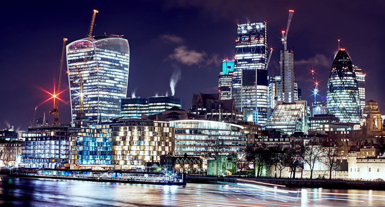 London is looking to the future with AI tech