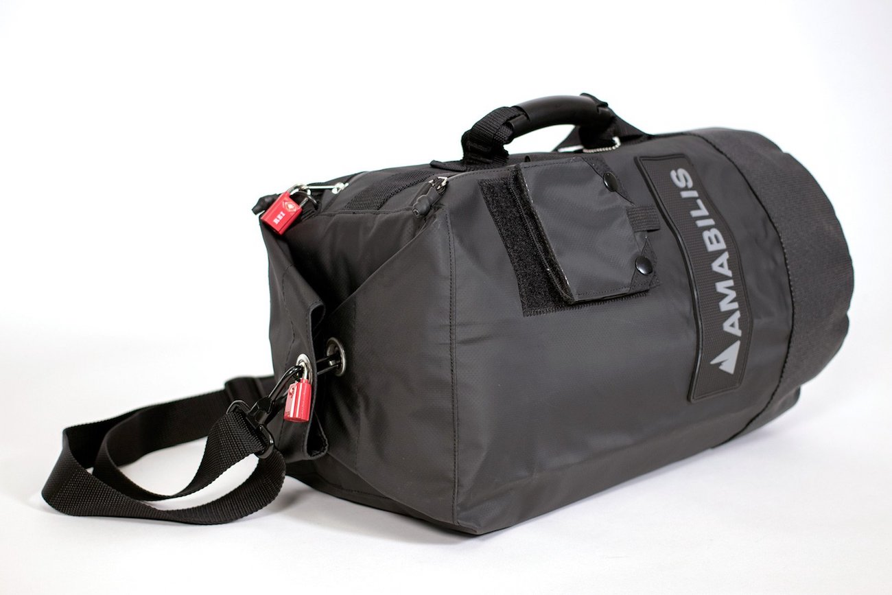 AMABILIS Dave Jr Tactical Duffel Bag