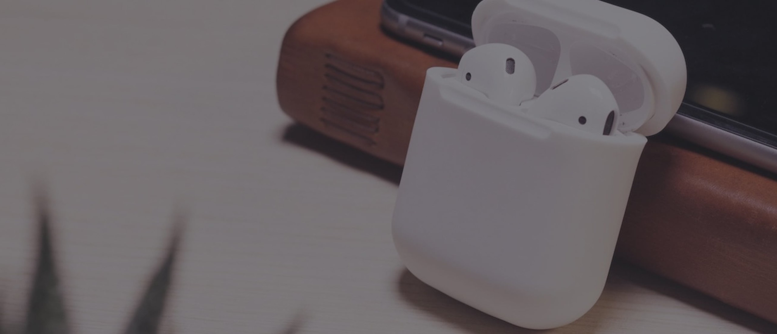 AirPlus Wireless AirPods Charging Case