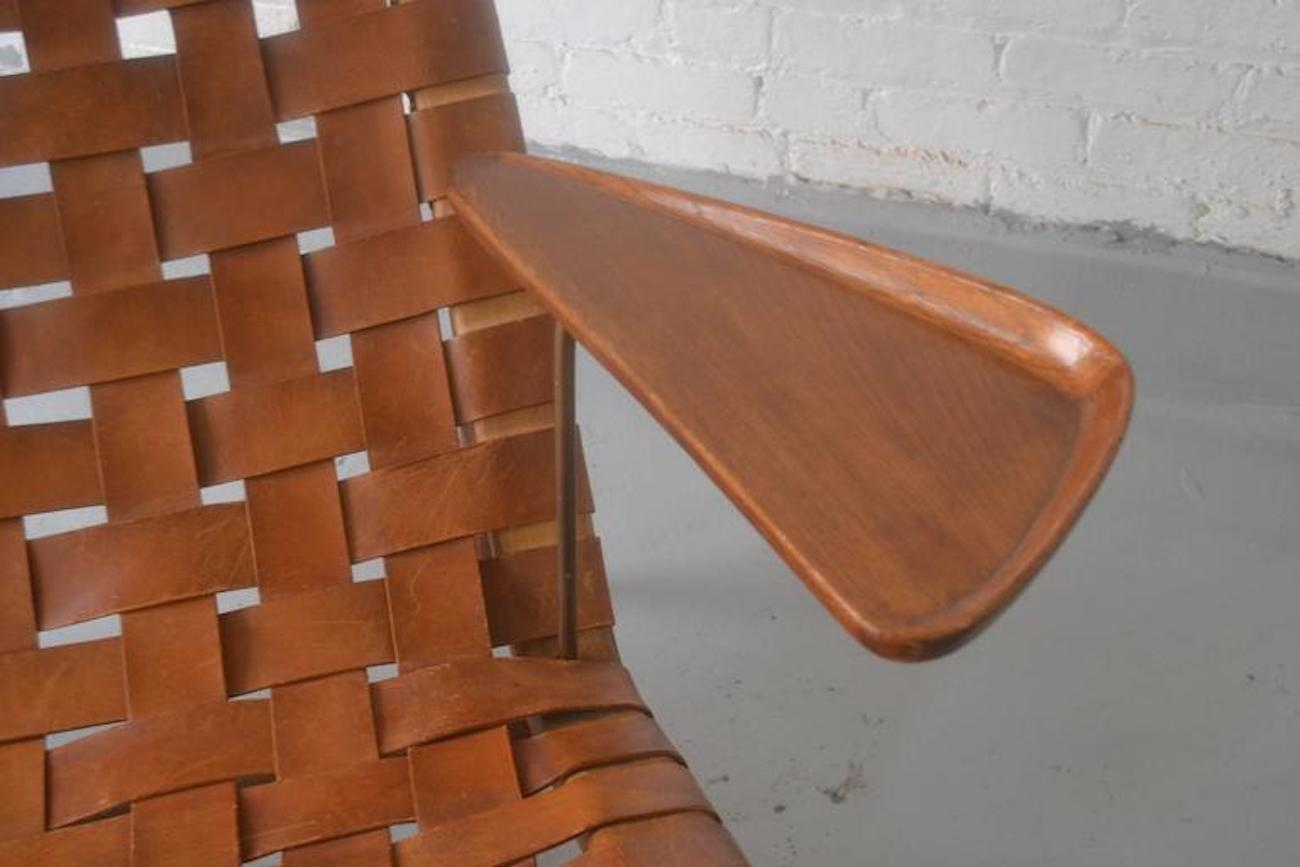 Arne Vodder Sculptural Chaise Lounge Chair