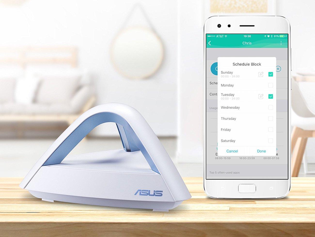 Asus Lyra Trio Home Wi-Fi System