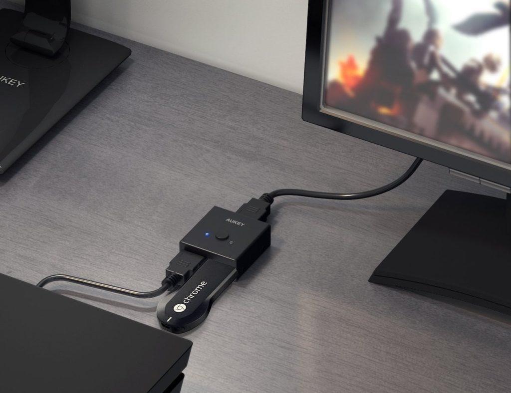 Aukey+Bi-Directional+HDMI+Switch