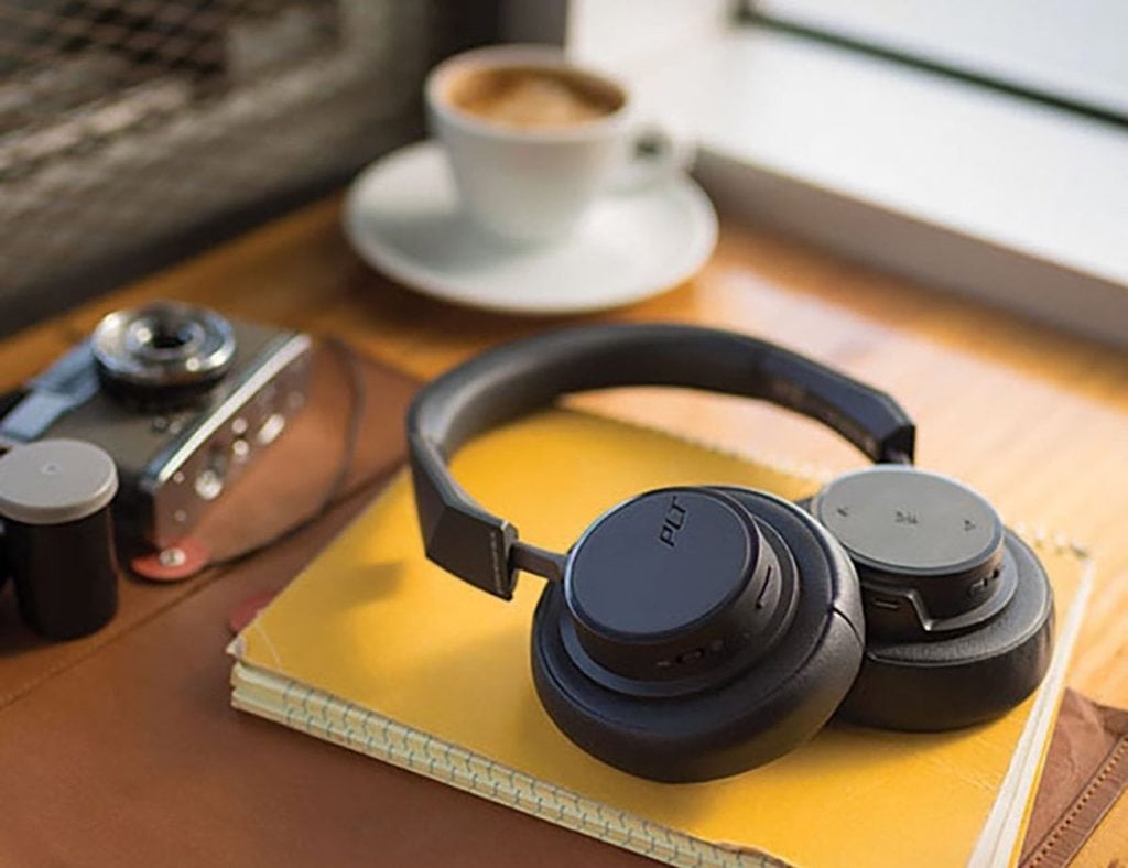 Plantronics+BackBeat+GO+600+Over-Ear+Wireless+Headphones