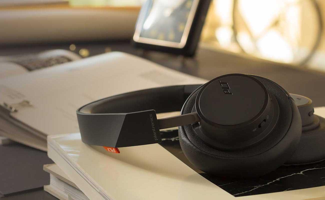 Plantronics BackBeat GO 600 Over-Ear Wireless Headphones
