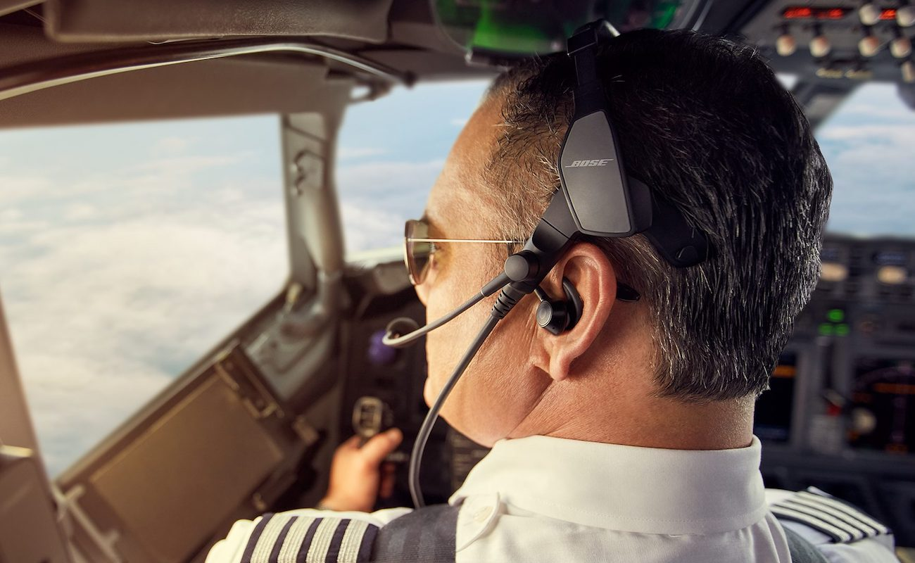Bose ProFlight In-Ear Aviation Headset