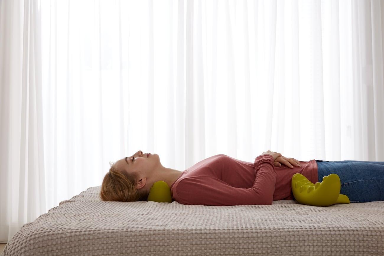 C-Rest 2.0 Portable Neck Massager