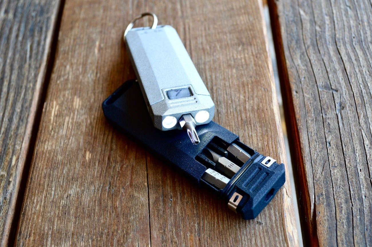 CLiP™ System Compact Storage and Driver Multitool