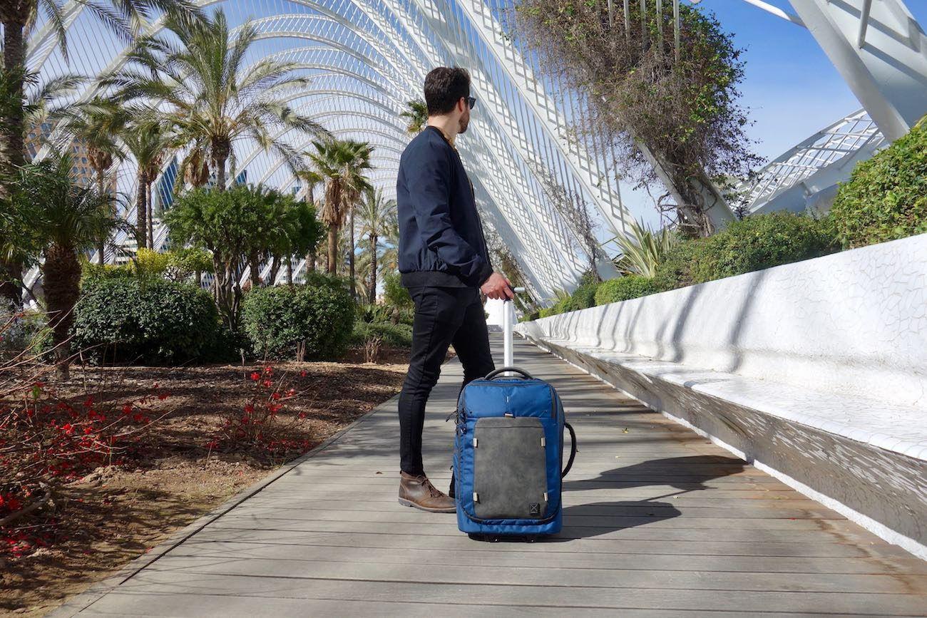 Cabin X One Hybrid Carry-On Travel Case